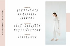 Web Font Aniya Font Product Image 3