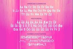 Web Font Antar Fela - Display Font Product Image 2