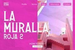 Web Font Antar Fela - Display Font Product Image 3