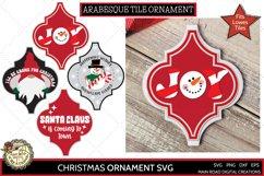 Christmas ornament designs for Lowes tiles, Joy snowman svg