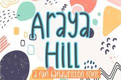 Araya Hill Product Image 1