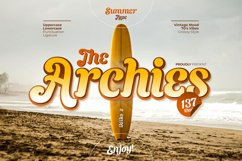 The Archies Product Image 1