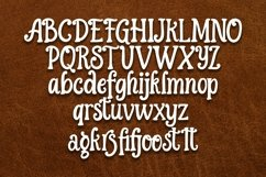 Web Font Archoke - Handrawn Vintage Font Product Image 6