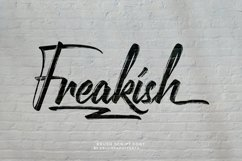 Freakish Product Image 1