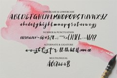 Areslone - A Stylish Handwritten Font Product Image 4