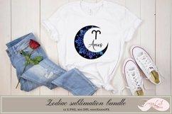 Zodiac sublimation bundle, sublimation zodiac signs Product Image 6