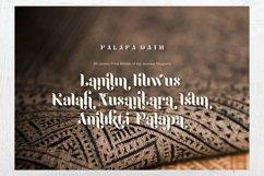 ARKA Heritage Typeface Product Image 2