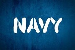 Navy Font