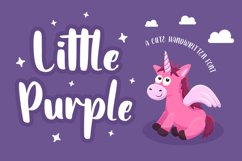 Little Purple Product Image 1