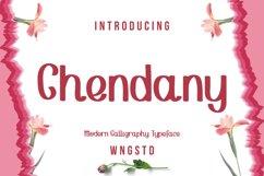 Chendany - Modern Calligraphy Product Image 1