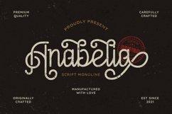 Anabelia - Vintage Monoline Product Image 1