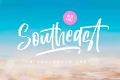Southeast - Summer Font Product Image 1