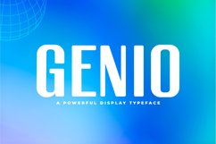 Genio Product Image 1