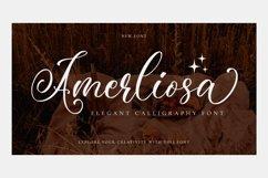 Amerliosa - Elegant Font Product Image 1