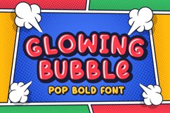 Glowing Bubble Product Image 1