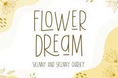 Flower Dream Product Image 1