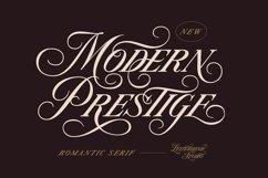 Modern Prestige - Romantic Serif Product Image 1
