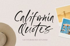 California Quotes Product Image 1