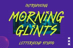 Morning Glints Product Image 1