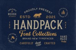 Handpack Font Collections Product Image 1