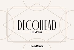Decohead Display Product Image 1