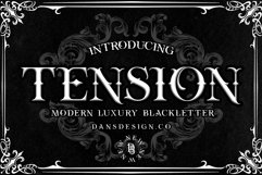 TENSION Product Image 1