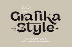 Grafika - Modern Sans Product Image 1