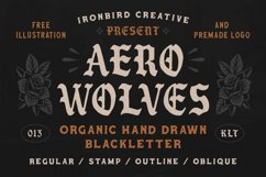 Aero Wolves and Extras Product Image 1