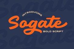 Sogate - Bold Script Product Image 1