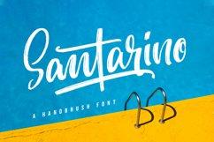 Santarino - Summer Font Product Image 1