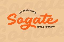 Sogate - Bold Script Product Image 4