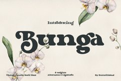 Bunga Product Image 1