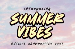 Summer Vibes Product Image 1
