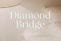 Diamond Bridge - Classy Serif Product Image 1