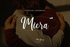 Miera - Joyful Script Font Product Image 3