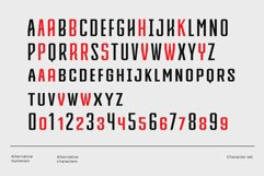 Knucklehead Deco   Sport Font Product Image 5