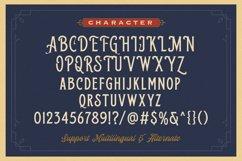 Shelbie Roger - Vintage Display Font Product Image 4