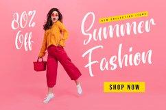 Santarino - Summer Font Product Image 2