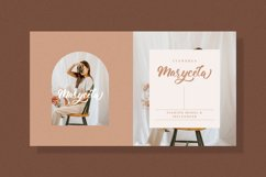 Aghitta - Brush Script Font Product Image 2
