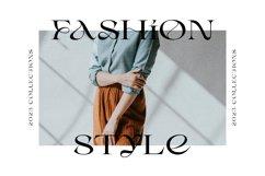 Desira - Attractive Serif Product Image 4