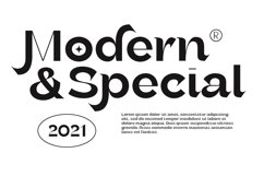 Grafika - Modern Sans Product Image 3