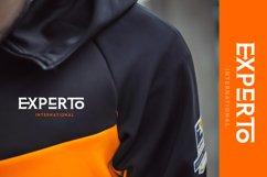 Planet Gamers - Ligature Logo Serif Product Image 5