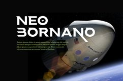 Space Boards - Sci-Fi Logo Font Product Image 5