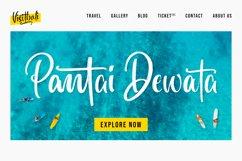 Santarino - Summer Font Product Image 3