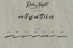 Ride Night Product Image 6