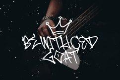 Kingslayer - Graffiti Font Product Image 3