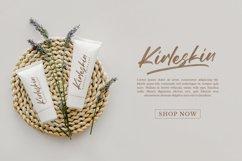 Finesolla - Brush Font Product Image 3