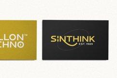 Proxemic - Advanced Logo Font Product Image 3