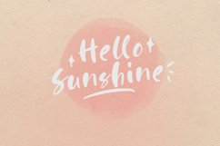 Happy Pink - Handwritten Font Product Image 5
