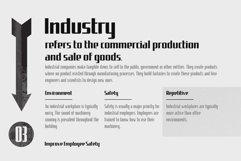Uphead | Industrial Font Product Image 6